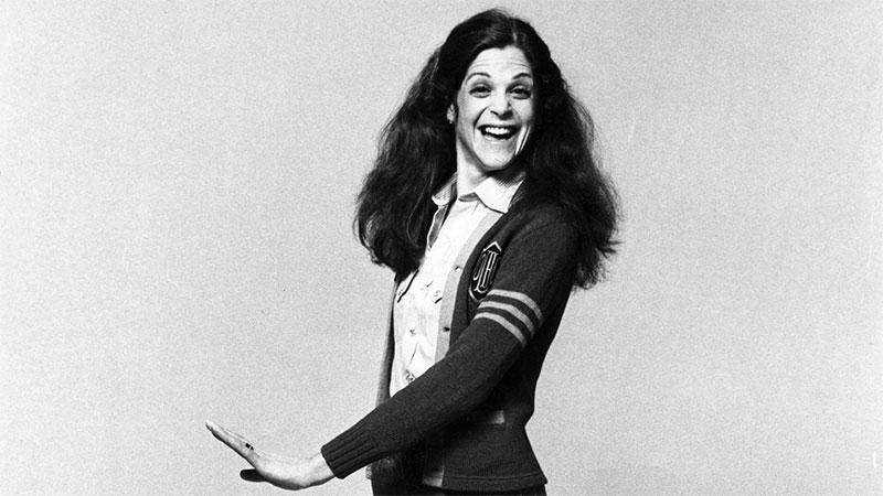 Love, Gilda.