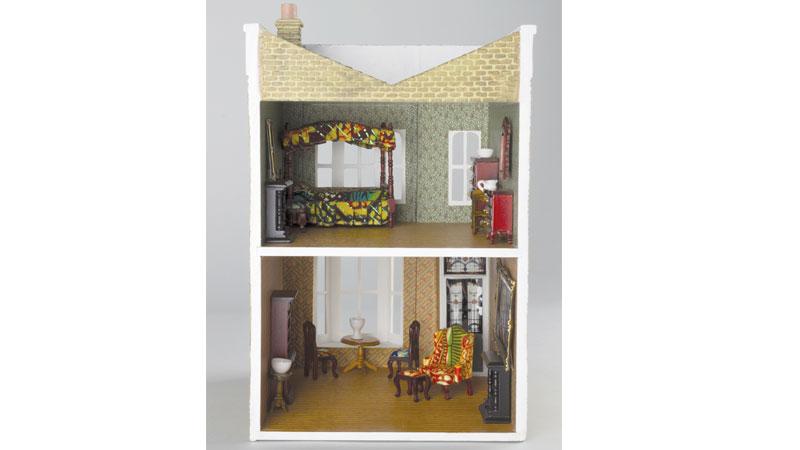 Yinka Shonibare MBE, Untitled (Dollhouse), 2002. Photo Credit: Charlie Edwards.