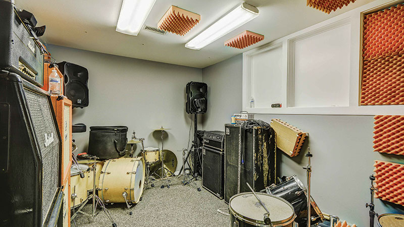Since 2016, Grove Studios has grown from a rehearsal space into a creative hangout for multi-media collaboration.