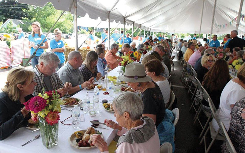 Healthy Towns Farm To Table Fabulous Feast