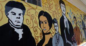 Women's mural