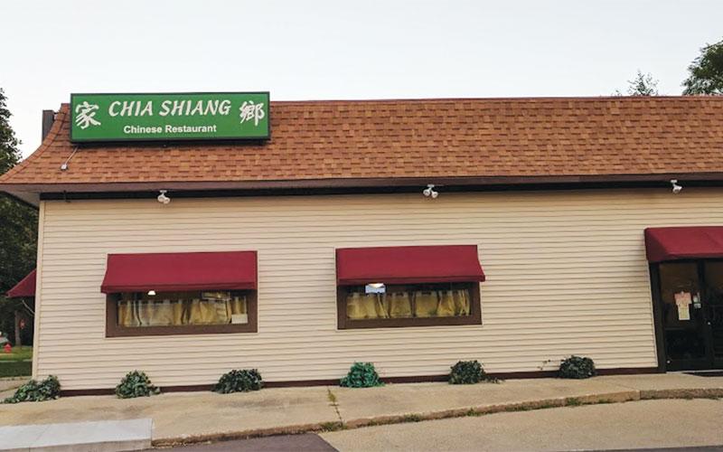 Chia Shiang Restaurant Building