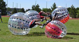 Knockerball in Saline