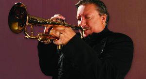 Trumpet player Arturo Sandoval