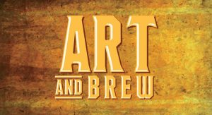 Art and Brew fundraiser