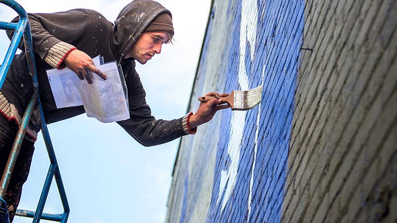 New-Mural-in-downtown-Ann-Arbor-Grizzly-Peak-Pat-Perry-Ann-Arbor-Art-Center