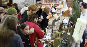 Tiny Expo features over 45 artists and crafters selling handmade wares in a festive library space in the heart of downtown Ann Arbor. Our little annual holiday show is a great way to support your community and find unique gifts. The event also features hands-on activities with family-friendly make & takes happening throughout the day.