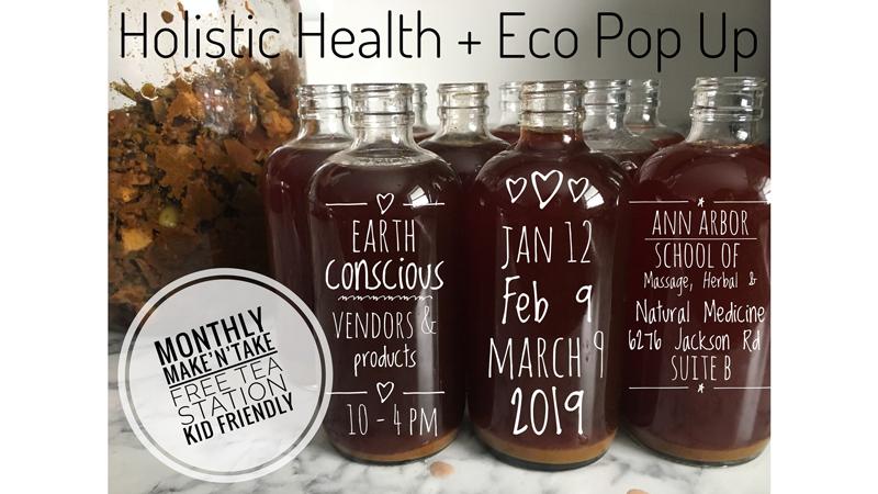 Holistic Health + Eco Pop-Up