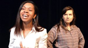 Eastern Michigan University Theatre presents Lynn Nottage's Pulitzer Prize-winning drama, Sweat.