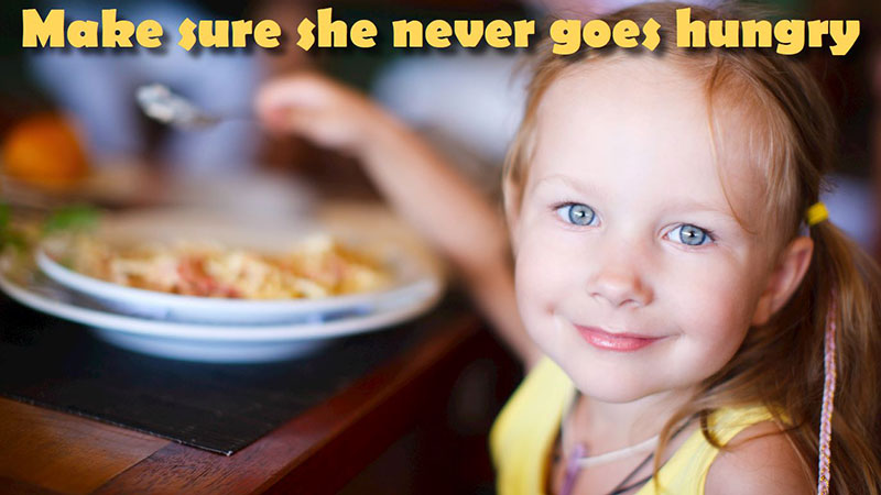Little-Girl_Make-sure-she-never-goes-hungry
