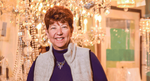 Laurie Gross, president of Gross Electric