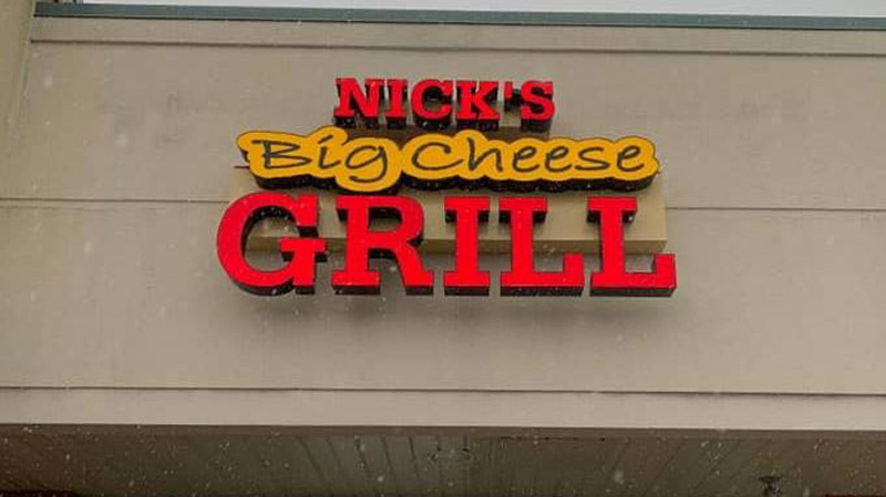 Nick's Big Cheese Grill opens at Paint Creek Crossing in Ypsilanti