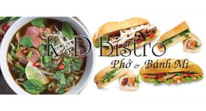 K & D Bistro Vietnamese fare in Ypsi Twp
