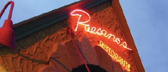 Paesano Restaurant & Wine Bar