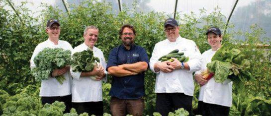 The University of Michigan Sustainable Food Program's Harvest Fest.