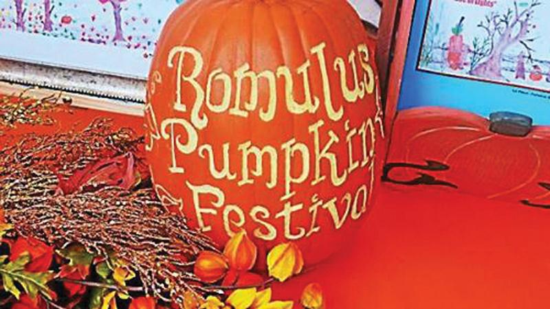 2019 Romulus Pumpkin Festival