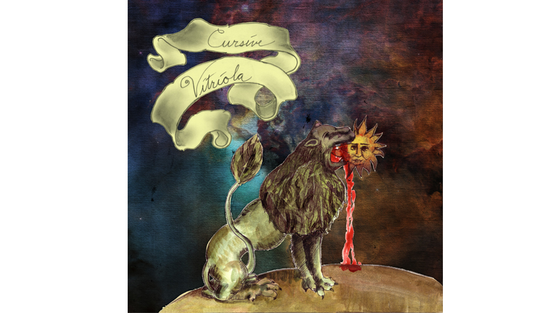 "Cursive released their latest album, ""Vitriola,"" last year on 15 Passenger."