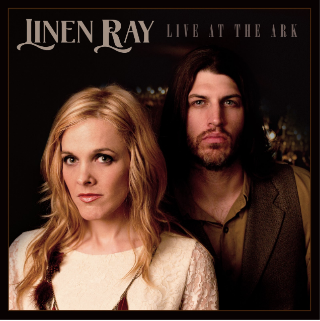 Linen Ray Live at The Ark Cover Artwork