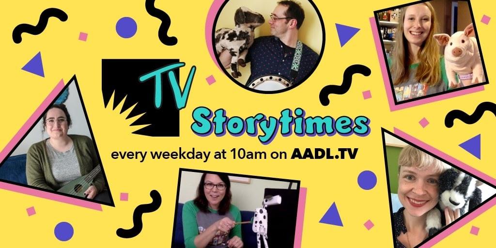 AADLTV Storytimes