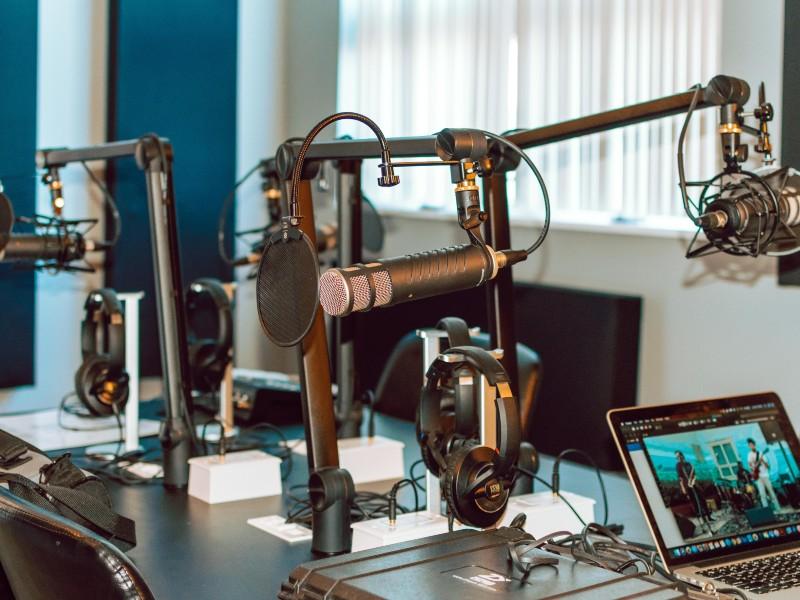 Grove Studios Equipment