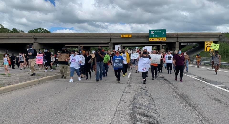 Survivors Speak Protest
