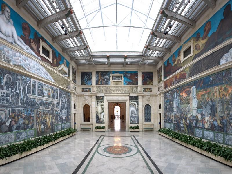 Detroit Institute of Art DIA
