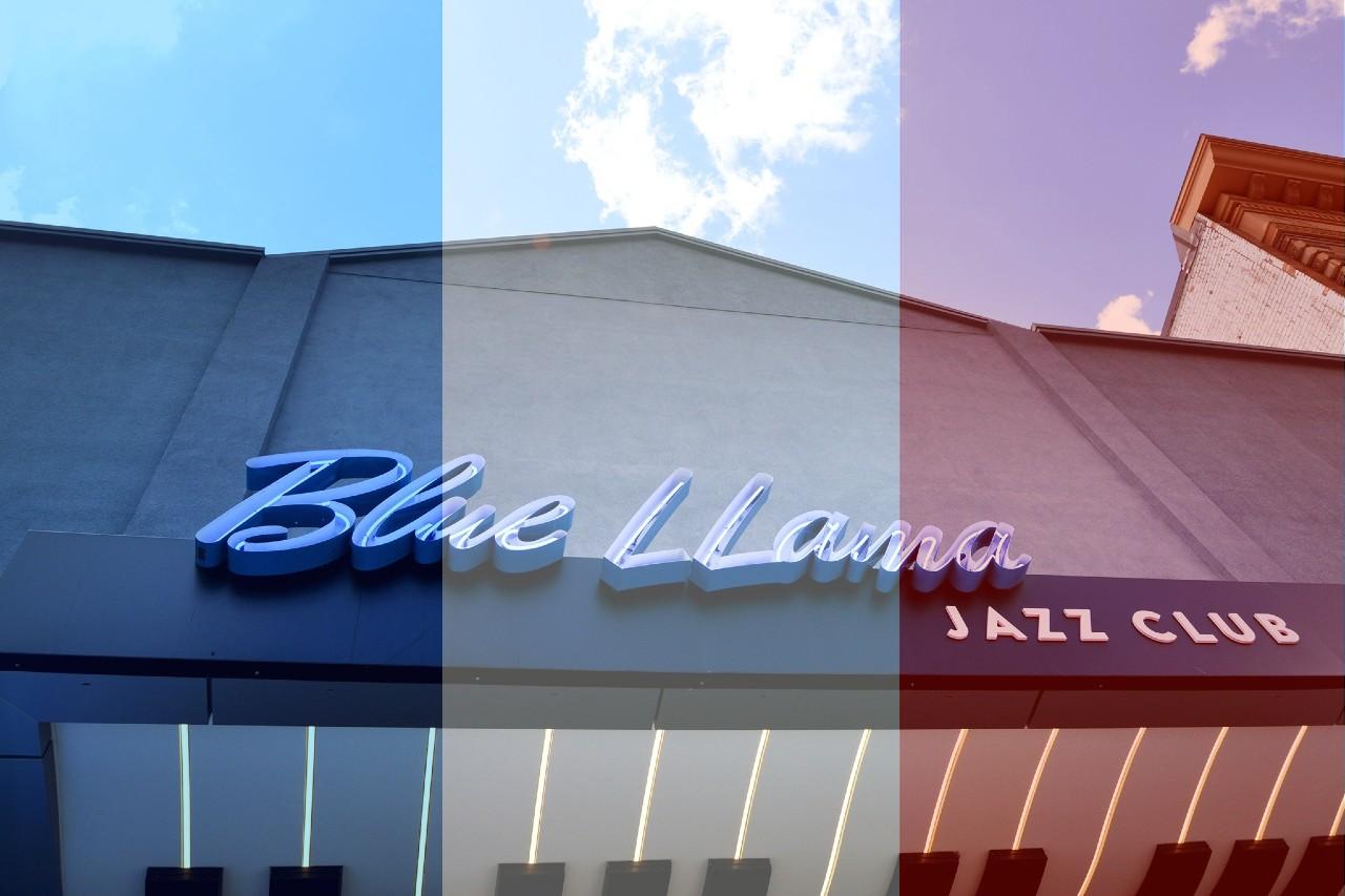 Blue-llama-a-trip-to-paris