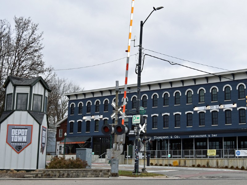 Depot Town
