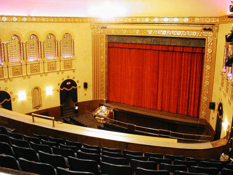 Michigan auditorium