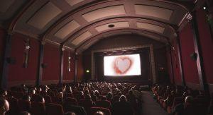 Valentine's day local theater