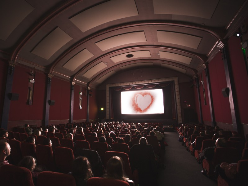 Valentine's day local theater